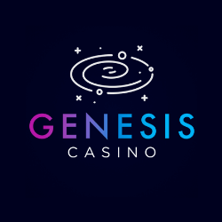 genesis casino logo best online roulette sites