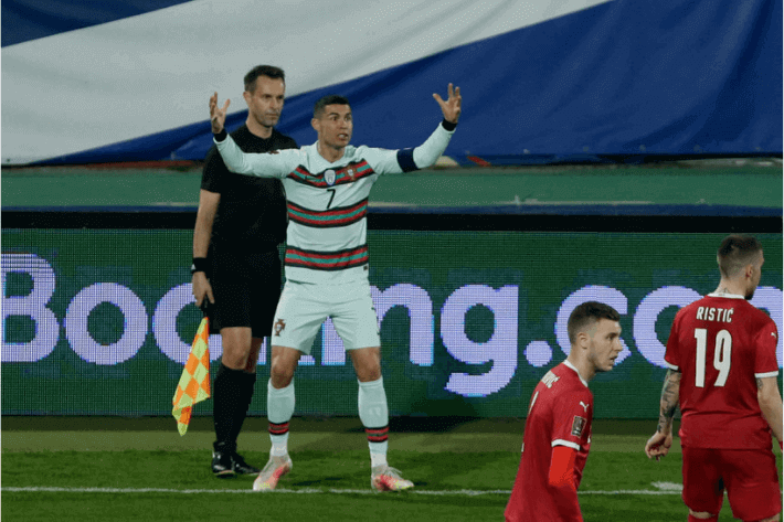 World Cup Qualifier Ends With Referee Apology featured image